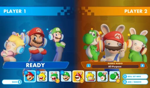 Mario + Rabbids versus mode brings a new type of battle on December 8