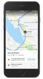 Google Maps Weaves In Better ETA Sharing
