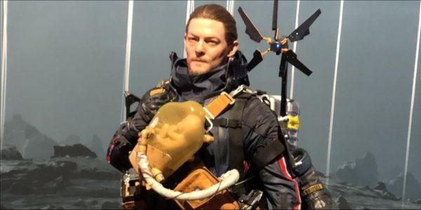 More Evidence Death Stranding Will Release This Year