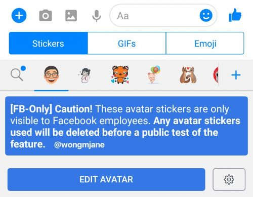 Facebook mimics Apple, might come up with something similar to 'Memoji'