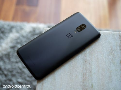 T-Mobile's OnePlus 6T is getting updated to Android 10