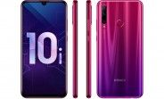 Honor 10i revealed in Russia: it's an Honor 10 Lite with more and higher-res cameras