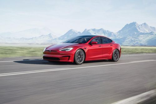Tesla unveils redesigned Model S with new interior and 520-mile range option