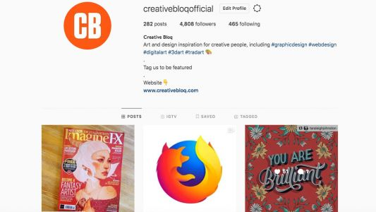 How to change the font in your Instagram bio
