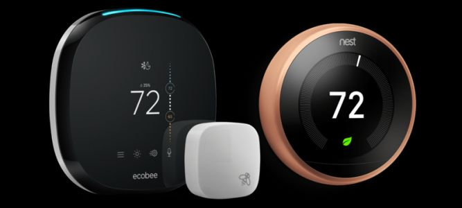 Ecobee4 vs. Nest: Which smart thermostat should you buy?