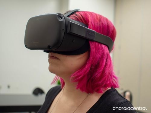Oculus Quest made me actually care about VR