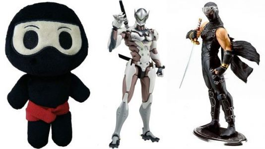 Toy Tuesday: 11 Stealthiest Ninja Toys