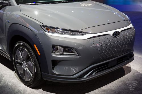 Hyundai stops making the Kona EV for South Korea after battery recall