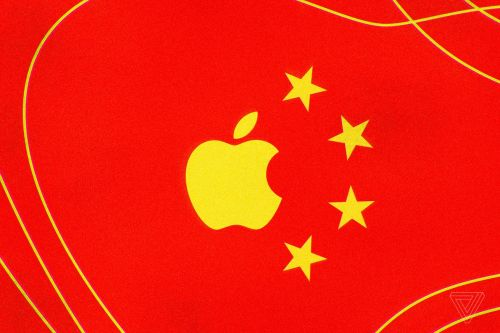 Apple's iCloud partner in China will store user data on servers of state-run telecom