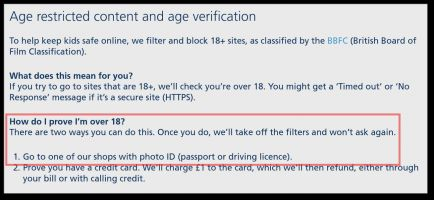 British ISP: Of course you can be a protected anonymous press source, you just need to show us photo ID first