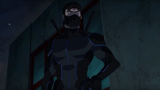 New Clip From YOUNG JUSTICE: OUTSIDERS Features Nightwing in Action