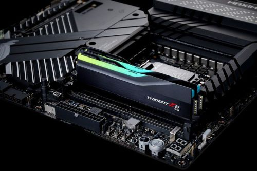 G.Skill announces 'the world's fastest DDR5 memory kit' with new Trident Z5