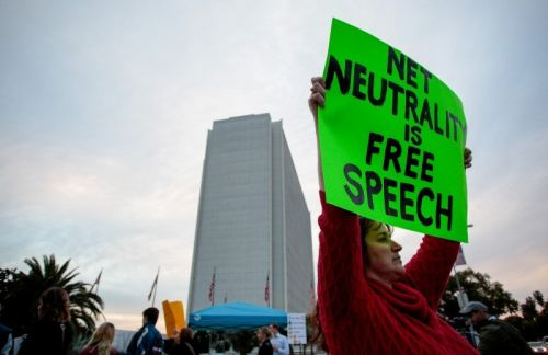 The US Senate is voting today on whether to restore the FCC's net neutrality rules