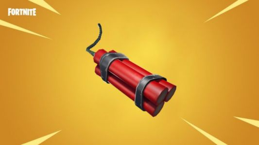 Fortnite will get Dynamite explosive weapon in near future
