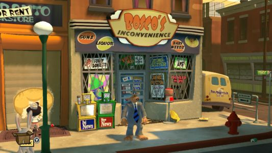 Sam & Max Save The World Remastered Review