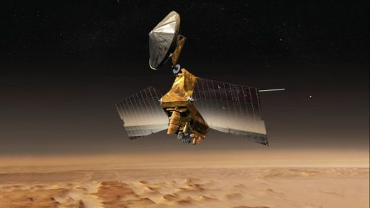 There's something wrong with NASA's Mars Reconnaissance Orbiter