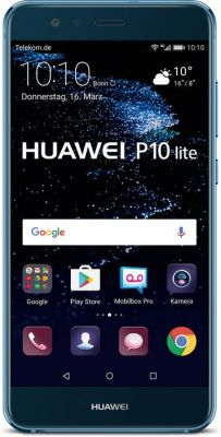 Huawei's Blue P10 Lite Goes On Sale From €344 In Europe