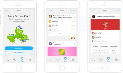 Duolingo has a premium subscription, but lessons are still free