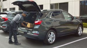 Amazon Wants to Deliver Packages to the Trunk of Your Car