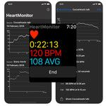 Finally, a HeartMonitor Apple Watch app that doesn't need Workout