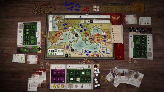 Tompet Games Launches Donning the Purple on Kickstarter
