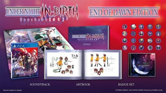 Under Night In-Birth EXE:Late launches February 9th in Europe