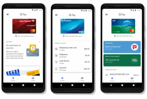 Google Pay gives Android Pay a new wallet