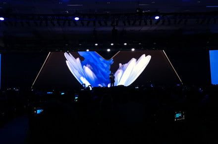 Samsung foldable phone: Everything we know so far