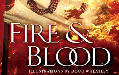 ASOIF Fire & Blood history book inbound, Winds of Winter delayed again