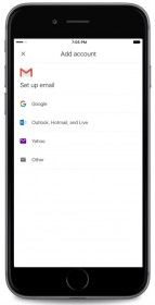 Google Testing 3rd-Party Email Access in iOS Gmail App