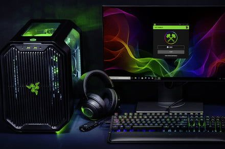 Mining cryptocurrency for Razer Silver isn't worth your computing power