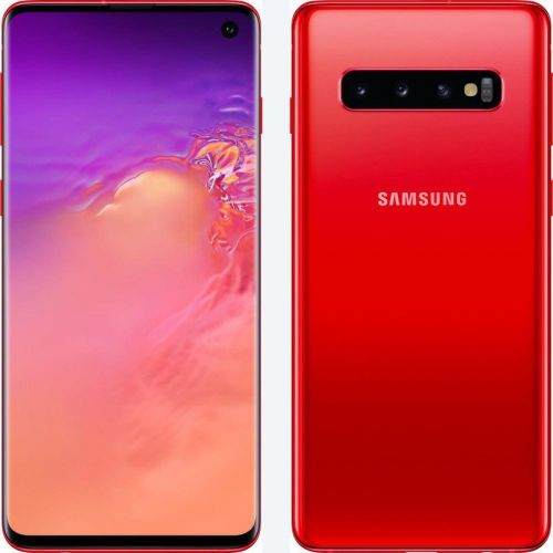 Galaxy S10 and S10+ are getting a gorgeous new Cardinal Red color option