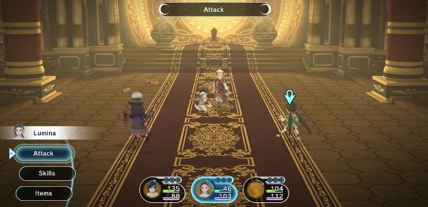Lost Sphear out now from I Am Setsuna studio