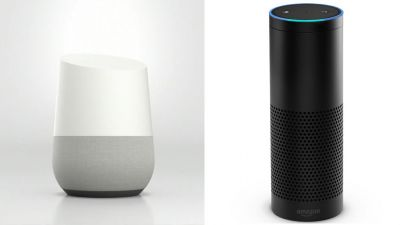 Google Home vs Amazon Echo: the battle of the smart speakers