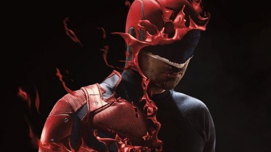 The New Poster For DAREDEVIL Season 3 Let's The Devil Out