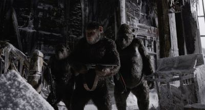 WAR FOR THE PLANET OF THE APES is the best Planet of the Apes movie
