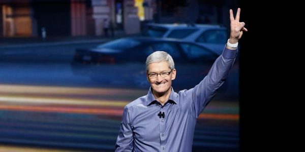 Apple's fastest-growing business isn't the iPhone - but that's still what investors care the most about