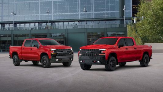 Lego's master builders craft a full-size Chevy Silverado