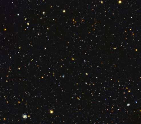 Hubble just took a brand new photo that will make you feel completely insignificant