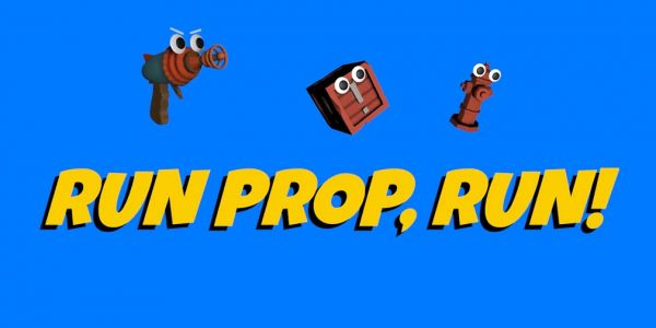 Run Prop, Run! is a prop hunter multiplayer game coming out 23rd June