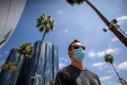 If you have to travel, these are 2 states to avoid because of coronavirus surges