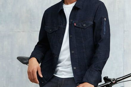 This Google-powered jacket from Levi's is more than just a jacket