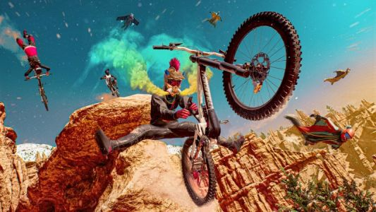 Ubisoft's Riders Republic Delayed To Later This Year