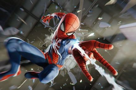 PS4 'Spider-Man' game gets 'The Heist' DLC on October 23 with new costumes