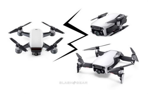 DJI Mavic Air vs DJI Spark: Just that much better
