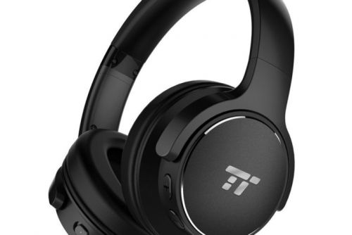 TaoTronics Active Noise-Cancelling Bluetooth Headphones are $25 off today