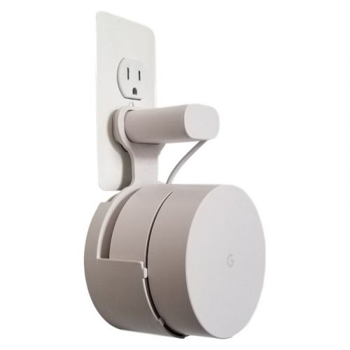Your Google Wifi can be hidden or shown off with the right wall mount