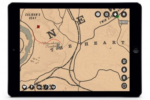 Red Dead Redemption II Has A Companion App