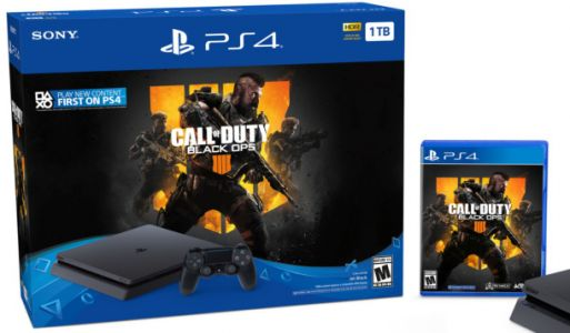 Sony reveals 'Black Ops 4' PS4 bundle in honor of the console's fifth birthday