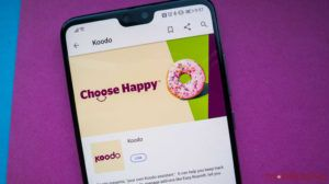 Koodo selling iPhone XR and 5GB plans on sale, plus more